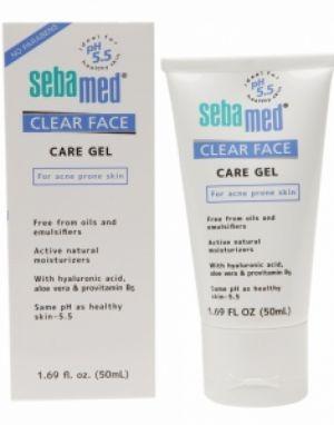 Clear Face Care Gel