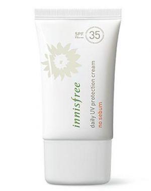 Daily UV Protection Cream No Sebum SPF 35