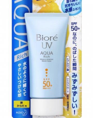 UV Aqua Rich Watery Essence SPF 50+/PA+++