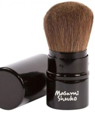 Retractable Kabuki Powder Brush