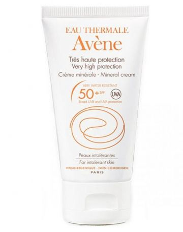 High Protection Mineral Cream SPF50+