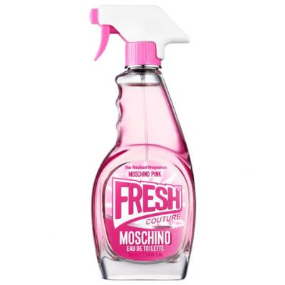 Pink Fresh Couture Moschino
