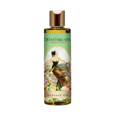Reviving Massage Oil 2016