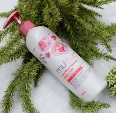 MU-TOUCH Daily Skin Protection Body Lotion