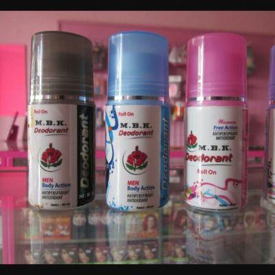 MBK MBK deodorant roll on