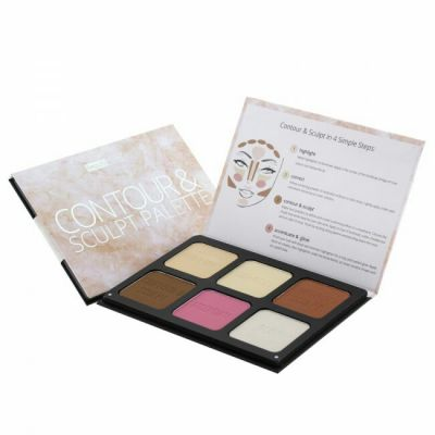 Beauty Treats Beauty Treats Contour and Sculpting Palette