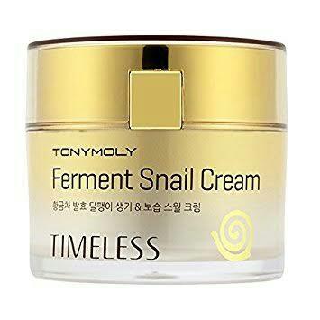 Tony Moly Ferment Snail Cream