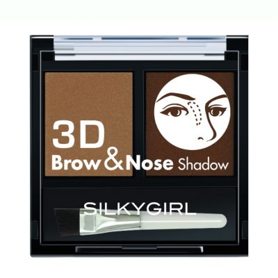 SilkyGirl Silkygirl 3D Brow & Nose Shadow