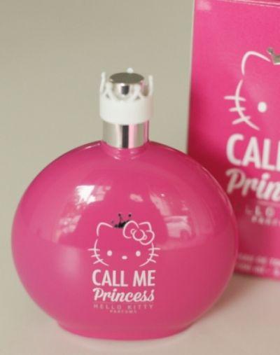 Hello Kitty Parfums Call Me Princess