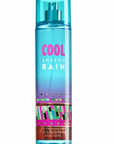 The Body Shop Cool Amazon Rain Fine Fragrance Mist