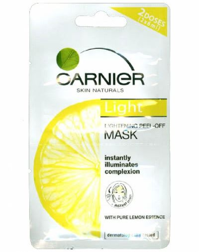 Light Complete Whitening Peel Off Mask