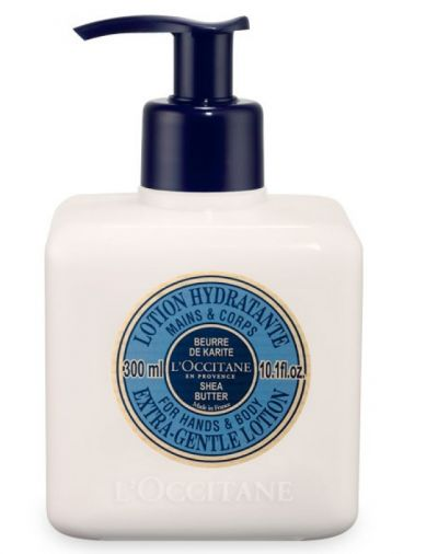 L'Occitane Shea Butter Extra Gentle Lotion