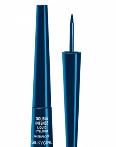 SilkyGirl Double Intense Liquid Eyeliner