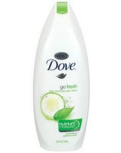 Dove Go Fresh Cool Moisture Body Wash With NutriumMoisture