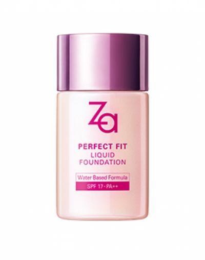 ZA Perfect Fit Liquid Foundation