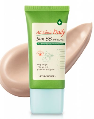 Etude House AC Clinic Daily Sun BB Cream