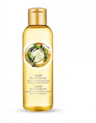 The Body Shop Olive Beautifying Oil