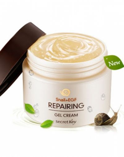 Snail Repairing Gel Cream