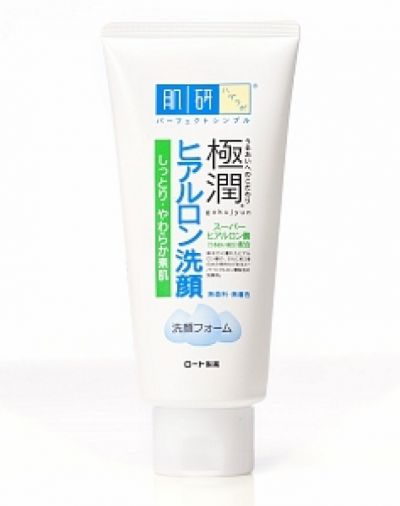 Gokujyun Ultimate Moisturizing Face Wash