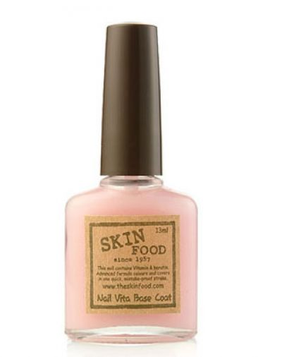 SKIN FOOD Nail Vita Base Coat