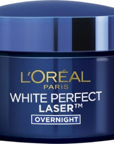 White Perfect Laser Overnight Cream