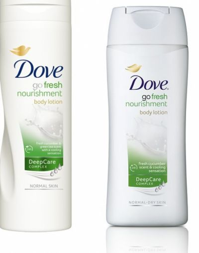 Dove Body Lotion Go Fresh Nourishment