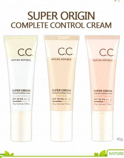 Nature Republic Complete Control Cream
