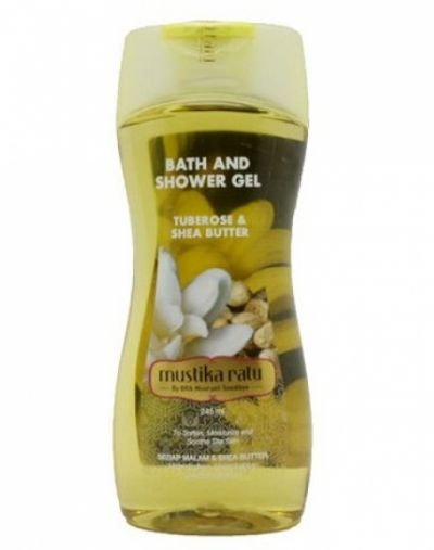 Mustika Ratu Bath & Shower Gel