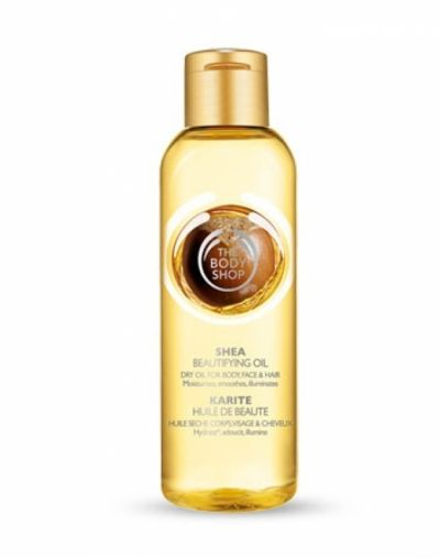 The Body Shop Shea Beautifying Oil