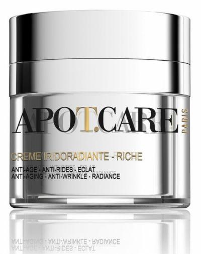 APOTCARE Irido-Radiant Rich Texture Cream