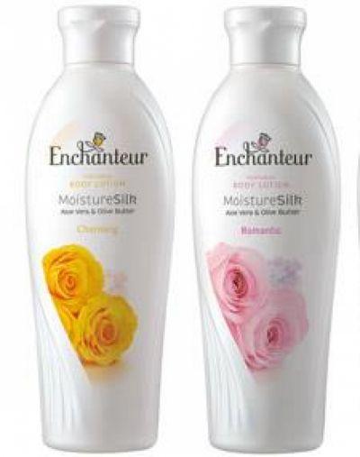 Enchanteur Perfumed Body Lotion