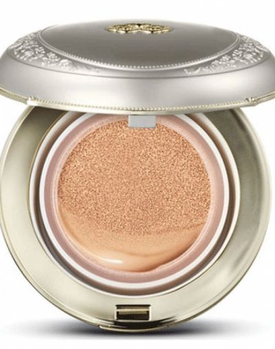 The History of Whoo Seol Whitening Moisture Glow Cushion Foundation