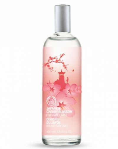 Japanese Cherry Blossom Body Mist