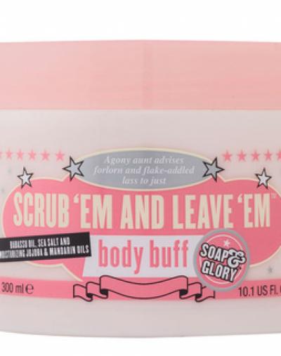 Soap & Glory Scrub 'Em & Leave 'Em
