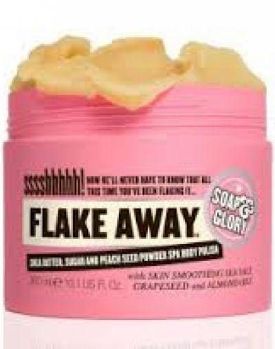 Soap & Glory Flake Away Body Polish with Shea Butter and Sea Salt