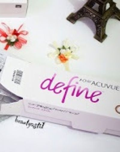 Acuvue 1 day acuvue define  vivid style