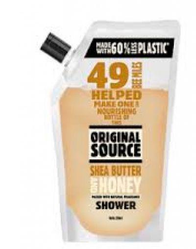 Original Source Shea Butter and Honey Shower Gel