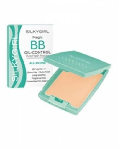 SilkyGirl Magic BB Oil Control Pure Fresh Powder
