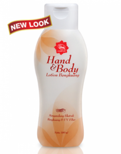 Viva Cosmetics Hand and Body Lotion Bengkuang