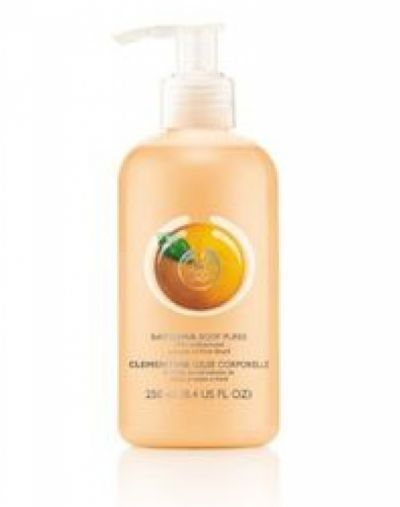 The Body Shop Satsuma Body Puree Lotion