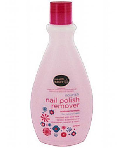 Health Basics Nourish Nail Polish Remover