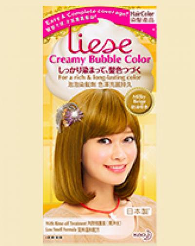 Kao Liese Creamy bubble color