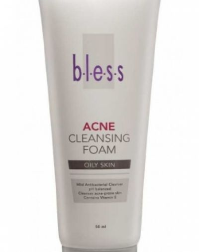 Bless Acne Cleansing Foam