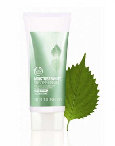 The Body Shop Moisture White Shiso BB Cream