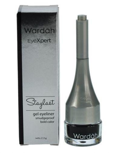Wardah Staylast Waterproof Gel Eyeliner