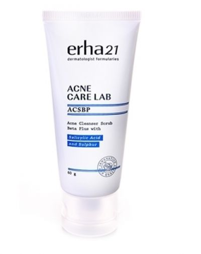 Acne Cleanser Scrub Beta Plus