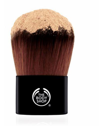 The Body Shop Extra Virgin Mineral Powder Foundation Brush