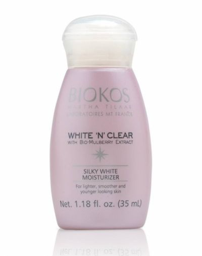 White n Clear Silky White Moisturizer