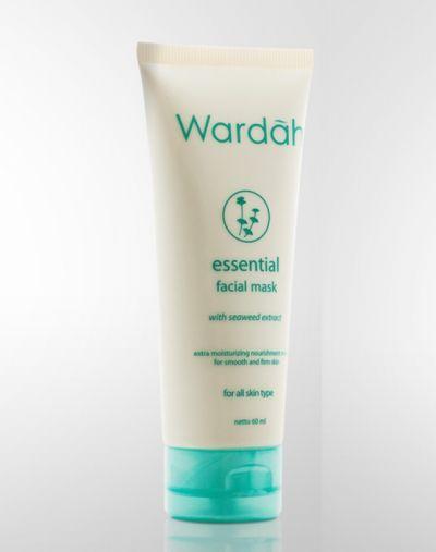 Wardah Essential Facial Mask