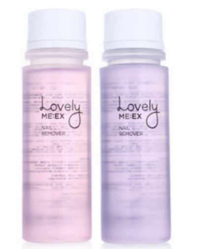 The Face Shop Lovely Me Ex Nail Remover